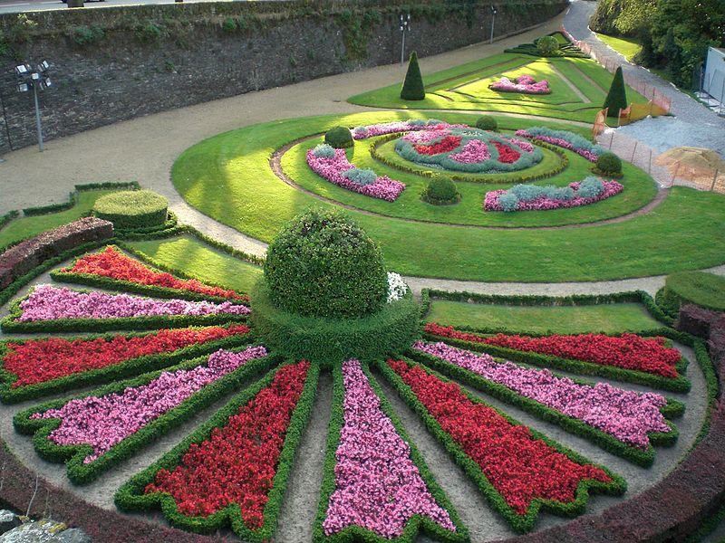 jardin europeen